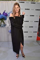 Malgosia Bela at the Glamour Women of The Year Awards 2017 in association with Next held in Berkeley Square Gardens, London England. 6 June 2017.
