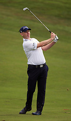 Scotland's Stephen Gallacher during day three of the 2017 BMW PGA Championship at Wentworth Golf Club, Surrey. PRESS ASSOCIATION Photo. Picture date: Saturday May 27, 2017. See PA story GOLF Wentworth. Photo credit should read: Nigel French/PA Wire. RESTRICTIONS: Editorial use only. No commercial use.