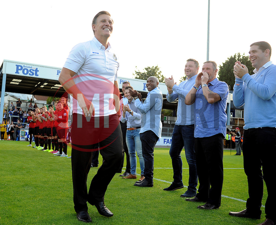 Phil Kite - Mandatory by-line: Neil Brookman/JMP - 07966386802 - 31/07/2015 - SPORT - FOOTBALL - Bristol,England - Memorial Stadium - Bristol Rovers v West Brom - Pre-Season Friendly