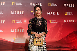 November 8, 2016 - Roma, RM, Italy - Argentine actress Clara Alonso during Red Carpet of the premier of Mars, the largest production ever made by National Geographic  (Credit Image: © Matteo Nardone/Pacific Press via ZUMA Wire)
