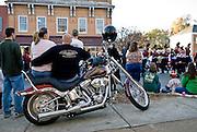Hillsborough, NC christmas parade.