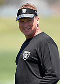 Apr 24, 2018-NFL-Oakland Raiders Offseason Workouots
