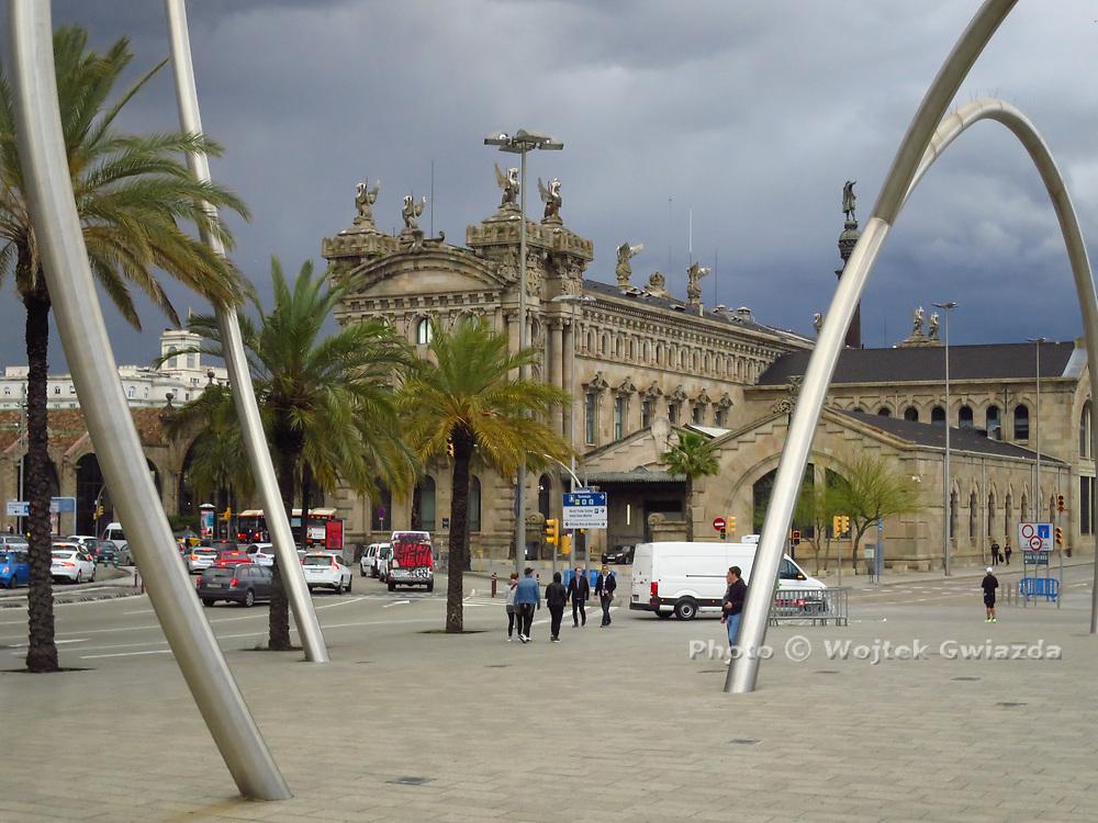 Aduana, Barcelona