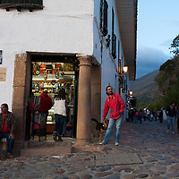 In the Boyaca district of the Colombian heartland Villa de Leyva