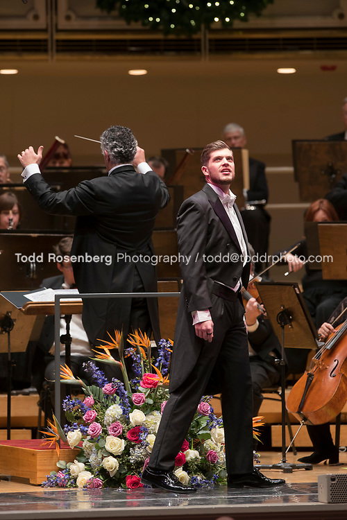 12/30/17 2:56:35 PM -- Chicago, IL, USA<br /> Attila Glatz Concert Productions' &quot;A Salute to Vienna&quot; at Orchestra Hall in Symphony Center. Featuring the Chicago Philharmonic <br /> <br /> &copy; Todd Rosenberg Photography 2017