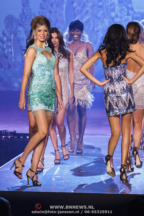 NLD/Hilversum/20150907 - Miss Nederland 2015 verkiezing,