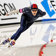 Chad Hedrick - US Speed Skating Team - Long Track Speed Skating - Photo Archive