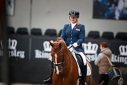 Voets Sanne, NED, Demantur<br /> Nederlands Kampioenschap Dressuur <br /> Ermelo 2017<br /> © Hippo Foto - Dirk Caremans<br /> 14/07/2017