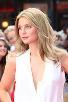 Olivia Newman-Young, Walking On Sunshine - World Film Premiere, Vue West End Leicester Square, London UK, 11 June 2014, Photo by Richard Goldschmidt