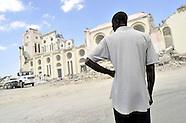"""Haiti Earthquake"" - January 2010."