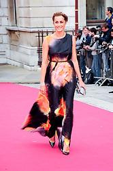 YASMIN LE BON at the Royal Academy of Arts Summer Party held at Burlington House, Piccadilly, London on 9th June 2010.