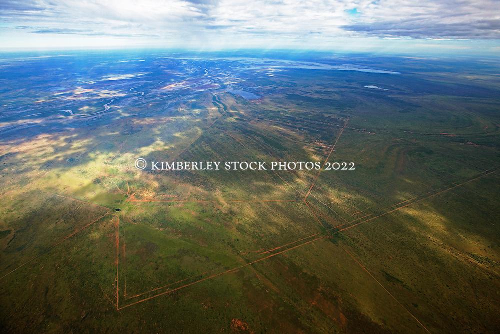 The Camballin floodplain near Liveringa.  Rey Resources are planning to mine coal at the Duchess Paradise coal seam near LIveringa.