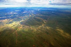 The Camballin floodplain near Liveringa.  Rey Resources are planning to mine coal at the Duchess Paradise coal seam near LIveringa.