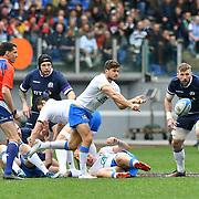 Roma 17/03/2018 Stadio Olimpico<br /> Natwest 6 nations Italia v Scozia<br /> Marcello Violi