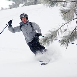 Backcountry Skiing the Chuska Mountains
