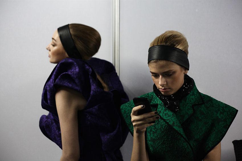 Bangkok Internationl Fashion Week 2013