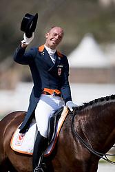 Minderhoud Hans Peter, NED, Glock's Johnson TN<br /> Olympic Games Rio 2016<br /> © Hippo Foto - Dirk Caremans<br /> 15/08/16