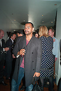 MICHAEL UNDERWOOD; , Launch party for the publication of Antonio Carluccio's memoirs, A Recipe for Life, . Carluccio's in Covent Garden Garrick St. London.  26 September 2012