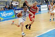 Frosinone, 24/05/2013<br /> Basket, Nazionale Italiana Femminile<br /> Amichevole<br /> Italia - Bulgaria<br /> Nella foto: francescca dotto<br /> Foto Ciamillo