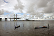 The bridge Construtor Joao Alves, lauched in September, 2006, connects the capital Aracaju to Barra dos Coqueiros, has a length of 1,800 meters and cost 99 million Reais. It's also called by the population as Ponte Ze Peixe.<br /> <br /> Ponte Construtor Joao Alves,inaugurada em setmbro de 2006, liga a capital Aracaju a Barra dos Coqueiros, possui um comprimento de 1800 metros e custou R$99 milhões. Também é chamada pela população de Ponte Zé Peixe.