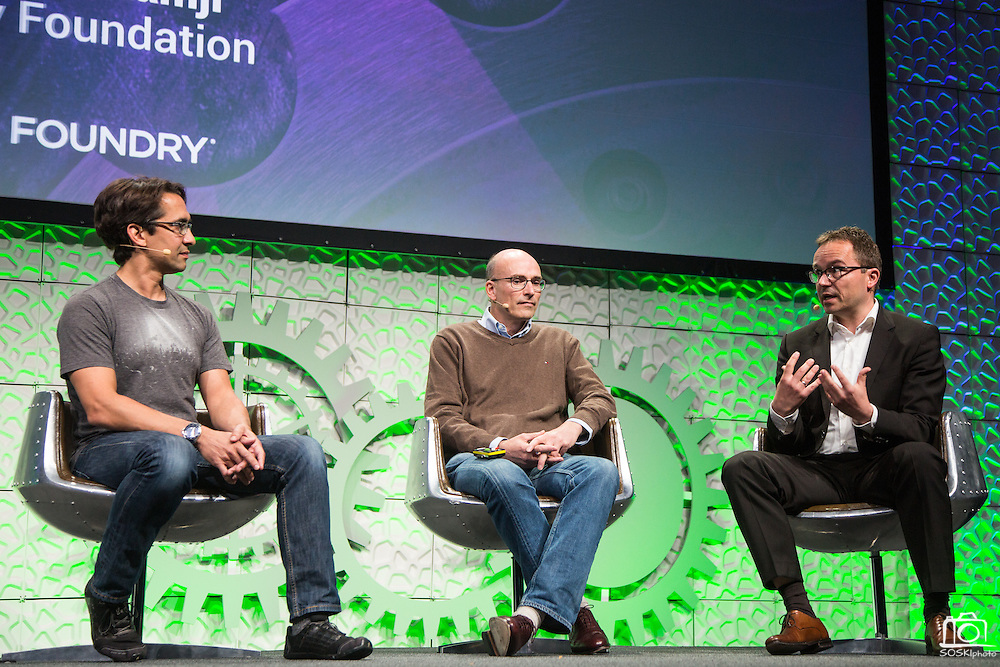 The Linux Foundation hosts its Cloud Foundry Summit 2015 at the Santa Clara Convention Center in Santa Clara, California, on May 11, 2015, (Stan Olszewski/SOSKIphoto)