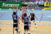 Rudy Verhoeff - 04.12.2014 - Ajaccio / Izmir - 1/8finale Cev Cup<br /> Photo : Jean Pierre Belzit / Icon Sport