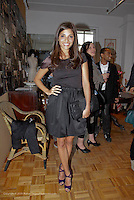 "Amanda Setton.attends the opening of ""Lady"" by Douglas Friedman at the Ruffian Gallery on April 23, 2009 in New York City."