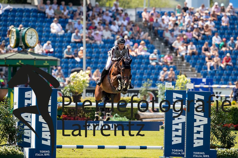 PHILIPPAERTS Nicola (BEL), J'Adore van het Schaeck<br /> Aachen - CHIO 2018<br /> Preis von Nordrhein-Westfalen<br /> 20. Juli 2018<br /> © www.sportfotos-lafrentz.de/Stefan Lafrentz