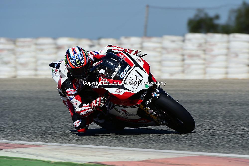 #21 John Hopkins Moto Rapido Ducati MCE Insurance British Superbike Championship in association with Pirelli