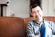 Author Peter Ho Davies Portrait