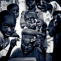 Haiti Children Photographs