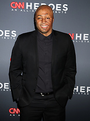 December 9, 2018 - New York City, New York, U.S. - Actor J.R. MARTINEZ attends the 12th Annual CNN Heroes: An All-Star Tribute held at the American Museum of National History. (Credit Image: © Nancy Kaszerman/ZUMA Wire)
