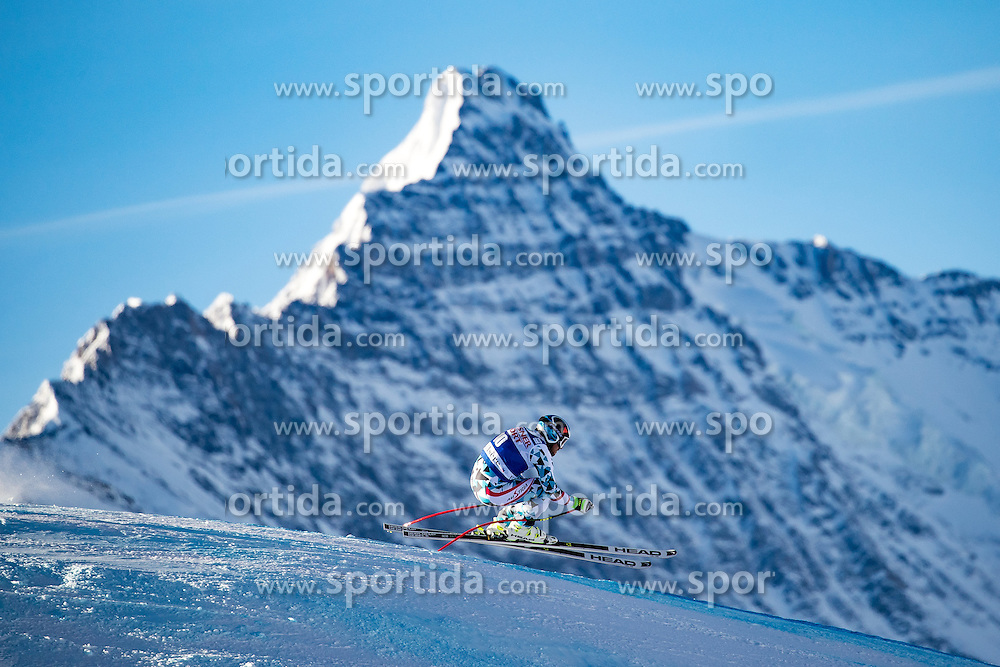 01.12.2016, Val d Isere, FRA, FIS Weltcup Ski Alpin, Val d Isere, Abfahrt, Herren, 2. Training, im Bild Matthias Mayer (AUT) // Matthias Mayer of Austria in action during the 2nd practice run of men's Downhill of the Val d Isere FIS Ski Alpine World Cup. Val d Isere, France on 2016/01/12. EXPA Pictures © 2016, PhotoCredit: EXPA/ Johann Groder