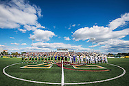 The men's soccer game between the Dartmouth Big Green and the Vermont Catamounts at Virtue Field on Saturday afternoon September 24, 2016 in Burlington, Vermont.