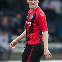 St Johnstone FC...  Season 2013-14<br /> Brian Easton<br /> Picture by Graeme Hart.<br /> Copyright Perthshire Picture Agency<br /> Tel: 01738 623350  Mobile: 07990 594431