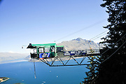 New Zealand, South Island, Queenstown Bungee Jumping