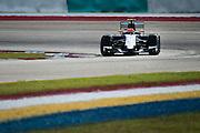 March 27-29, 2015: Malaysian Grand Prix - Felipe Nasr (BRA), Sauber