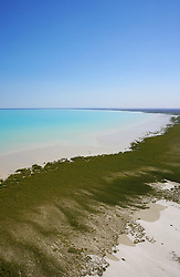 Mangroves line the edge of Roebuck Bay to the south of Broome.