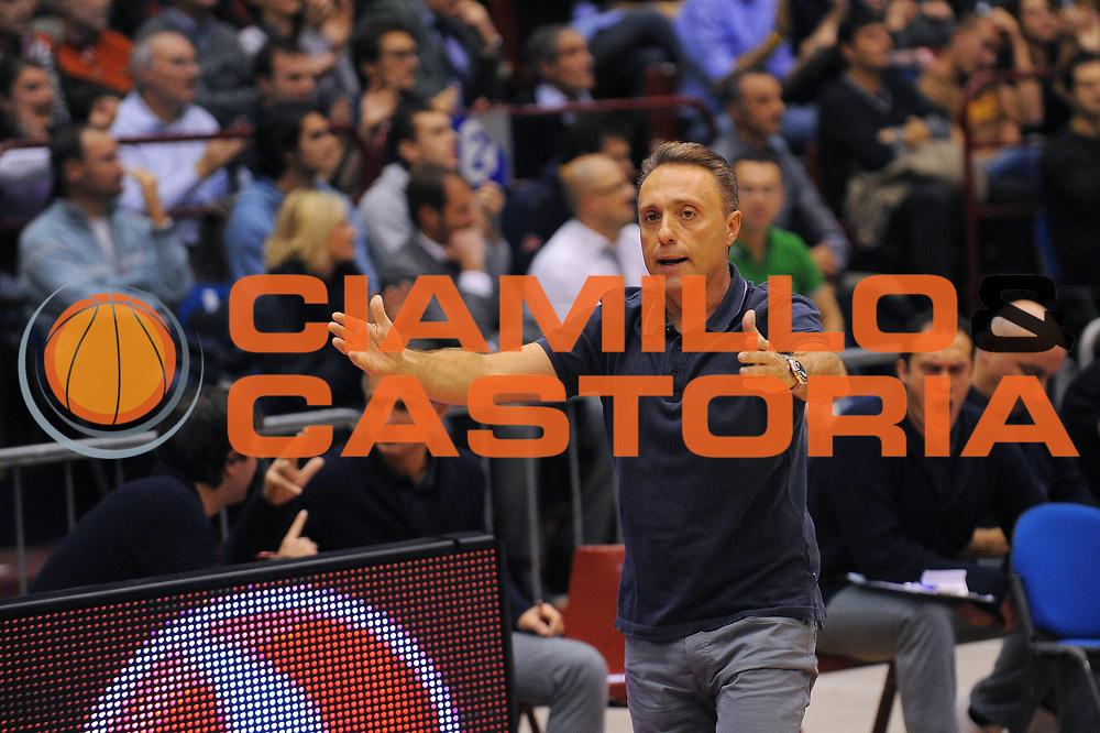 DESCRIZIONE : Milano Eurolega 2010-11 Armani Jeans Milano Panathinaikos Atene<br />GIOCATORE : Coach Piero Bucchi<br />SQUADRA : Armani Jeans Milano <br />EVENTO : Eurolega 2010-2011<br />GARA :  Armani Jeans Milano Panathinaikos Atene<br /> DATA : 18/11/2010<br />CATEGORIA : Ritratto<br />SPORT : Pallacanestro <br />AUTORE : Agenzia Ciamillo-Castoria/A.Dealberto<br />Galleria : Eurolega 2010-2011<br />Fotonotizia : Milano Eurolega Euroleague 2010-11 Armani Jeans Milano Panathinaikos Atene<br />Predefinita :
