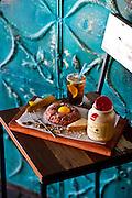Herby Steak Tartare shot on location at Jo'Anna Melt Bar in Melville, Johannesburg for the September Issue of Food & Home Entertaining Magazine.