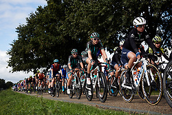 Julie Leth (DEN) in the bunch at Boels Ladies Tour 2019 - Stage 2, a 113.7 km road race starting and finishing in Gennep, Netherlands on September 5, 2019. Photo by Sean Robinson/velofocus.com