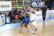 DESCRIZIONE : Cagliari Eurobasket Men 2009 Additional Qualifying Round Italia Francia<br /> GIOCATORE : Giuseppe Poeta<br /> SQUADRA : Italy Italia Nazionale Maschile<br /> EVENTO : Eurobasket Men 2009 Additional Qualifying Round <br /> GARA : Italia Francia Italy France<br /> DATA : 05/08/2009 <br /> CATEGORIA : palleggio coach<br /> SPORT : Pallacanestro <br /> AUTORE : Agenzia Ciamillo-Castoria/C.De Massis