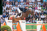 Patrice Delaveau - Orient Express HDC<br /> Alltech FEI World Equestrian Games™ 2014 - Normandy, France.<br /> © DigiShots - Jon Stroud