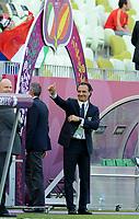 """Cesare PRANDELLI (Italia)<br /> Danzica 10/06/2012  """"GDANSK ARENA""""<br /> Football calcio Europeo 2012  Spagna Vs Italia <br /> Football Calcio Euro 2012<br /> Foto Insidefoto Alessandro Sabattini"""