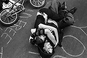 Reclaim The Streets street party, Sydney.  2003.
