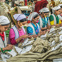 More than 70 percent workers are female worker in Bangladesh manufacturing industry. The female concentration in the RMG industry is much higher than the 40 percent average for manufacturing as a whole.