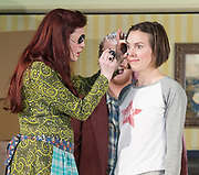 Coraline <br /> The Royal Opera production at The Barbican Theatre, London, Great Britain <br /> General Rehearsal <br /> 26th March 2018 <br /> (Press Night: Thursday 29 March at 7pm)<br /> <br /> Pictures EMBARGO'd until 2100hrs Thursday 29th March 2018 <br /> <br /> Music by Mark-Anthony Turnage<br /> <br /> Libretto by Rory Mullarkey after Neil Gaiman's Coraline<br /> <br /> Conductor Sian Edwards<br /> <br /> Directed Aletta Collins<br /> <br /> Set designed by Giles Cadle<br /> <br /> Costume designer Gabrielle Dalton<br /> <br /> Lighting designer Matt Haskins<br /> <br /> Mary Bevan as Coraline<br /> <br /> Kitty Whately as Mother/Other Mother<br /> <br /> Alexander Robin Baker as Father/Other Father