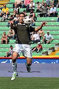 Udine, 08/05/2011.Campionato di calcio Serie A 2010/2011. 36^ giornata..Udinese vs Lazio. Stadio Friuli..Nella Foto: Anderson de Carvalho Viana Lima Hernanes..Foto di Simone Ferraro