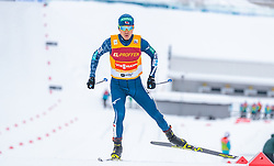 10.03.2018, Holmenkollen, Oslo, NOR, FIS Weltcup Nordische Kombination, Oslo, Langlauf, im Bild Sieger Akito Watabe (JPN) // Winner Akito Watabe of Japan during the Cross Country of the FIS Nordic Combined World Cup at the Holmenkollen in Oslo, Norway on 2018/03/10. EXPA Pictures © 2018, PhotoCredit: EXPA/ JFK