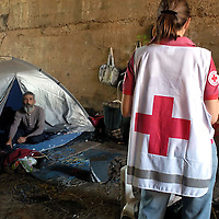 Red Cross in Action